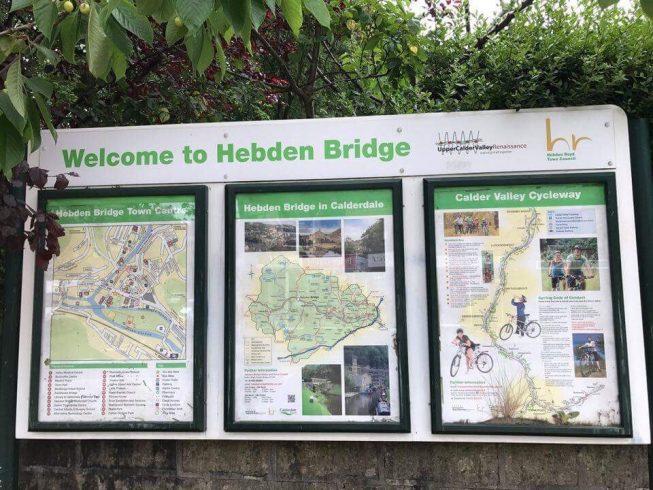 Accessible Hebden Bridge
