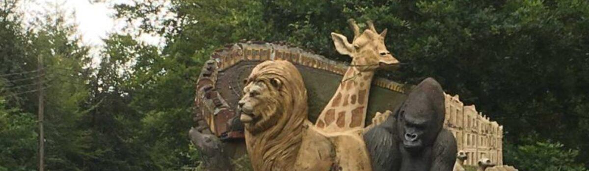 Longleat Safari Park and Cheddar Gorge