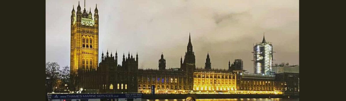 To the Mayor of London from Nadia Clarke