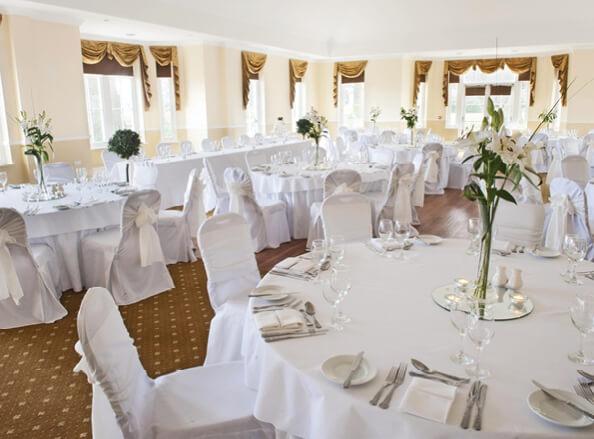 Image of Solberge Hall Hotel Wedding Facilities