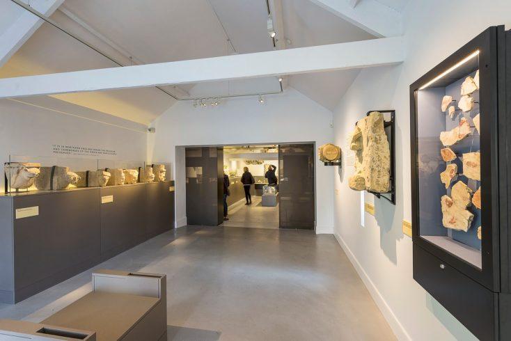 Image of Inside Museum