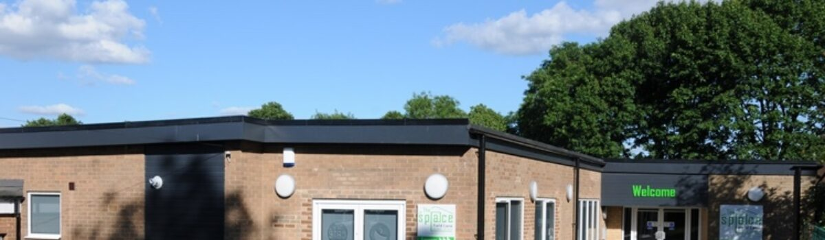 Fully Accessible, The Space @ Field Lane is a new community Space in Calderdale