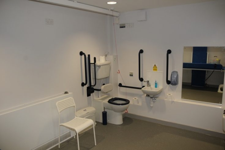 The Space @ Field Lane image of toilet 2