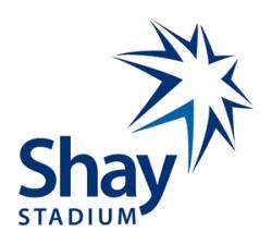 """""""Shay Stadium"""" logo"""