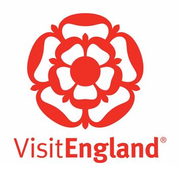 """""""Visit England"""" logo"""