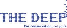 """The Deep"" logo"