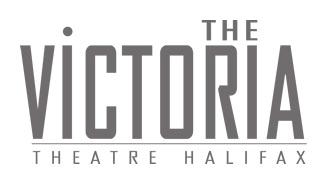 """""""Victoria Theatre"""" logo"""